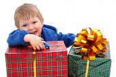 Kid with a gifts