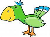 Dodo Bird Vector Illustration