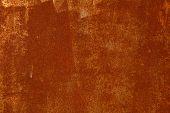 Metal Texture, Iron Metal, Rusty Metal, Abstract Metal Backgroud, Grunge Metal, Yellow Rust poster