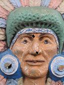 Indian Tribesman