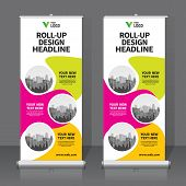 Roll Up Banner 612 poster