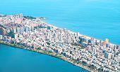 Rios Best Beaches With Turquoise Water: Famous Copacabana Beach, Ipanema Beach, Barra Da Tijuca Bea poster