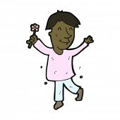 effeminate man cartoon