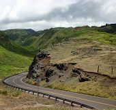 Driving Maui Island's Mountain Roads