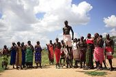 Traditional Samburu Dance