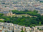Park In Paris: Jardin Du Luxembourg Palace