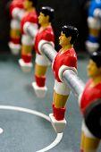 Foosball Or Table Soccer Men