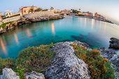 South Of Italy Gallipoli  Coast