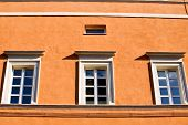 Windows Of Rome City
