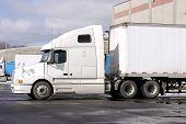 Tractor Trailer Truck
