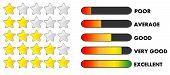 Clasificación de estrellas y barras