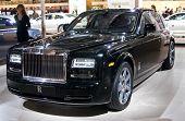 Rolls-royce Phantom Coupe Aviator