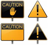 Caution and Warning Signs