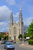 The Notre-Dame Cathedral Basilica