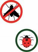 Lady Bugs Allowed