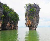 James Bond island in thailand