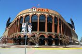 Citi Field, home of major league baseball team the New York Mets