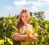 Woman Winegrower