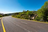 Road In The Golan