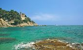 Lloret de Mar,Costa Brava,Catalonia,Spain
