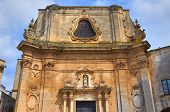 Mother Church. Tricase. Puglia. Italy.