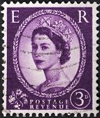 Queen Elizabeth By Dorothy Wilding On Deep Lilac