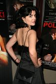 Monica Ramon  at the Charity Screening of 'Polanski Unauthorized' to Benefit the Children's Defense League. Laemmle Sunset 5 Cinemas, West Hollywood, CA. 02-10-09