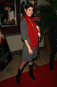 Eleni Tzimas  at the Charity Screening of 'Polanski Unauthorized' to Benefit the Children's Defense League. Laemmle Sunset 5 Cinemas, West Hollywood, CA. 02-10-09