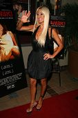 Shauna Sand at the Charity Screening of 'Polanski Unauthorized' to Benefit the Children's Defense League. Laemmle Sunset 5 Cinemas, West Hollywood, CA. 02-10-09