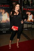 Leyla Milani  at the Charity Screening of 'Polanski Unauthorized' to Benefit the Children's Defense League. Laemmle Sunset 5 Cinemas, West Hollywood, CA. 02-10-09