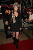 Leslie Garza Rivera at the Charity Screening of 'Polanski Unauthorized' to Benefit the Children's Defense League. Laemmle Sunset 5 Cinemas, West Hollywood, CA. 02-10-09