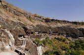 India, Ajanta Cave