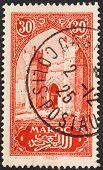 Chellah Or Sala Colonia Complex, Morocco