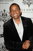 Hill Harper   at the Grand Opening of SLS Hotel. SLS Hotel, Los Angeles, CA. 12-04-08