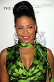 Sanaa Lathan   at the Grand Opening of SLS Hotel. SLS Hotel, Los Angeles, CA. 12-04-08