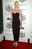 Jaime King   at the Grand Opening of SLS Hotel. SLS Hotel, Los Angeles, CA. 12-04-08