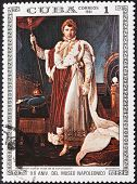 Napoleon In Coronation Dress By Francois Gerard