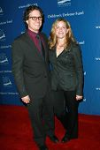 Davis Guggenheim and Elisabeth Shue   at the Children's Defense Fund 18th Annual Los Angeles