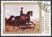 Orlov Rostopchin Horse