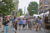 Last Asheville Bele Chere Festival