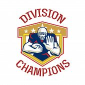 American Football Division Champions Shield