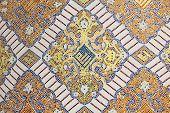 Islamic Mosaic Decoration