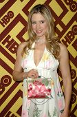 Mira Sorvino  at the HBO Golden Globe Awards After Party. Circa 55 Restaurant, Beverly Hills, CA. 01-11-09