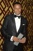 Terrence Howard  at the HBO Golden Globe Awards After Party. Circa 55 Restaurant, Beverly Hills, CA. 01-11-09