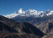 Dhaulagiri and Tukuche Peak