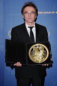 Danny Boyle in the press room at the 61st Annual DGA Awards. Hyatt Regency Century Plaza, Los Angeles, CA. 01-31-09