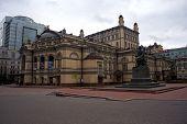 Opera House In Kiev