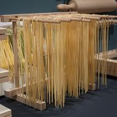Tools For Fresh Pasta At Homi, Home International Show In Milan, Italy