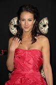 America Olivo at the Los Angeles Premiere of 'Friday the 13th'. Grauman's Chinese Theatre, Hollywood, CA. 02-09-09