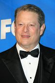 Al Gore  in the press room at the 40th NAACP Image Awards. Shrine Auditorium, Los Angeles, CA. 02-12